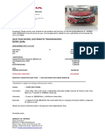 QOUTATION FOR HONDA CITY, CIVIC, CRV MAM SAB RACAMORA.docx