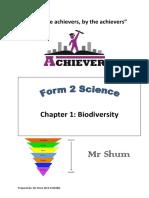 Biodiversity (KSSM Bab1.2)