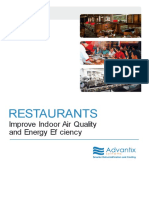 Restaurants -- Improve Indoor Air Quality and Energy Efficiency _ Advantix Systems - Restaurants_Guide