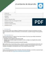 Configuración Del Ambiente de Desarrollo Para Xamarin (v4)