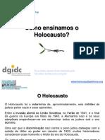 Teach Holocauste