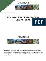 EXPLOT. CANTERAS