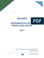 RESUMEN Editado Her..Social, 1er PARCIAL. Docx