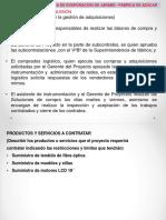 Ejemplo Caso Adquisiones