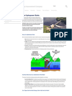 How Hydropower Works