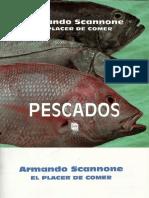 Armando Scannone -El Placer de Comer Pescados