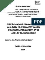 Plan de Trabajo Ece