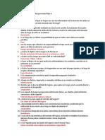 Cuestionario GNP - Cedula A - Preguntas y Respuestas