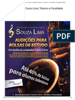 Conservatório Souza Lima (Conservatório e Faculdade de Música)
