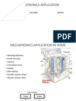 Mechatronics Application and System Design