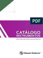 Catálogo IE Editoriales. 2018