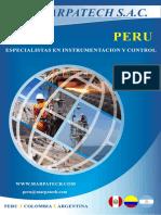 Brochure Peru