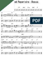 Disembodied Repertoire - Bossa