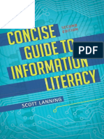 Concise Guide to Information Li - Scott Lanning
