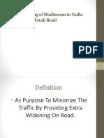 Road Widening