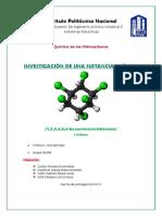 Proyecto Investigación sobre Lindano