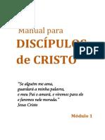 Discípulos de Cristo i - 2 Edição