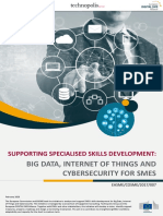 Supporting specialised skills development