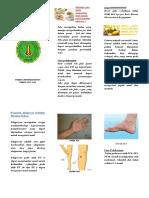 Leaflet mengurangi mual muntah