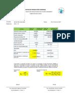 Verificación Cálculo de Flujo Panametric C4 (07Feb17)