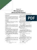 AREA and PERIMETER for SSC EXAMS [Www.freeupscmaterials.wordpress.com]
