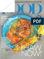 Food Magazine Philippines Issue 2 2017