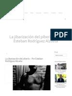 La Jibarización Del Piberío _ La Tecl@ Eñe Revista