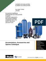 Accumulator Catalogue 2016 HY10 4004 Rev6