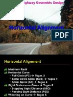 Horizontal Alignment [250809]