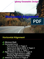Horizontal Alignment [250809]