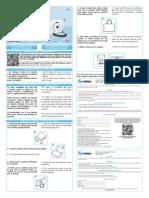 Instructivo Funda para iPad Mini Steren POD 350 Instr