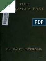 BALDENSPERGER-1913-The-Immovable-East-StudIES-Of.pdf