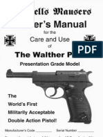 WaltherP 38 Manual