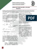 P2. Sintesis de Alcohol Bencílico y Acido Benzoico[1]