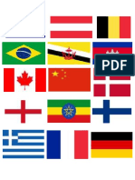 Flags to Print