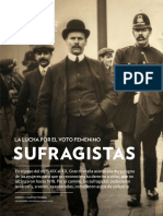 Sufragistas (Historia National Geographic)