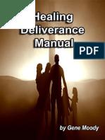 Healing Deliverance Manual - Gene Moody