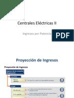 Centrales Eléctricas II_Ingresos Por Potencia