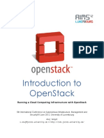 0516 Introduction to Openstack