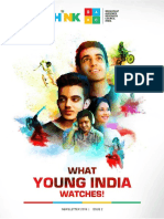 What Young India Watches