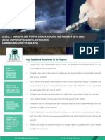 Global E-cigarette and T-Vapor Market -  Analysis and Forecast (2017-2025)
