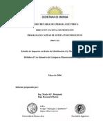 Estudio Impacto Redes Distribucion Por Uso Intensivo de LFCs Argentina