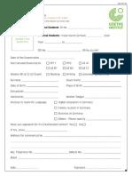 Exam Registration Form2