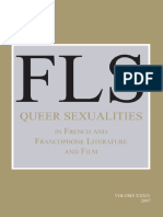 [James Day] Queer Sexualities in French and Franco(BookFi)