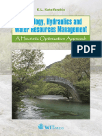 16. Hydrology and Water Resources Management