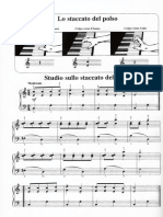 Study of Staccato