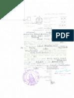 Community Certificate