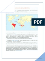 1 - Língua Portuguesa No Mundo