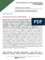 336 Competencia Federal XV EXAME