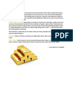 Mining Gold M Abdullah